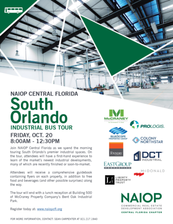 Naiop Industrial Bus Tour Flyer Web