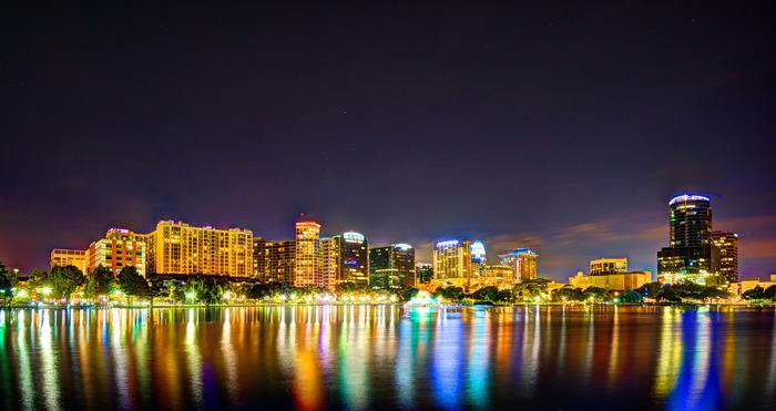 Shining City Beautiful