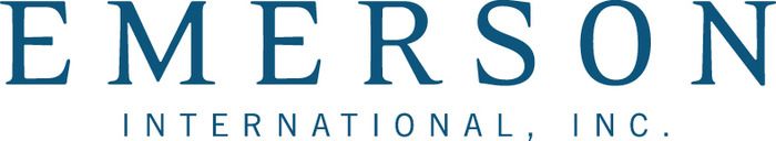 Emerson Logo Bl Type