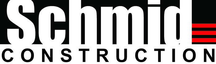 Schmid Construction Company Logo 01